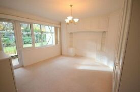 GROUND FLOOR TWO BEDROOM FLAT WITH OUTSIDE SPACE - BRANKSOME PARK