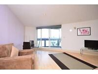 STUNNING RIVER VIEWS 1 BED APARTMENT WITH GYM CONCIERGE GATED DEVELOPMENT IN CANARY WHARF E14