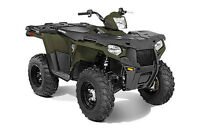 2015 POLARIS SPORTSMAN ETX ATV - $5,499 + 2yr WARRANTY!!!