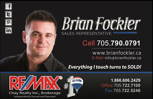 Buying or Selling a Home? Let Brian Fockler Help