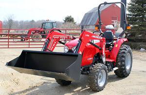 New Massey Ferguson Compact Tractor Sale