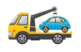 24/7 BREAKDOWN CAR RECOVERY & JUMP START/SCRAP CARS