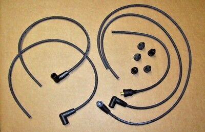 Ford 9n 2n 8n Naa 600 800 Spark Plug Wire Set Cpn12259
