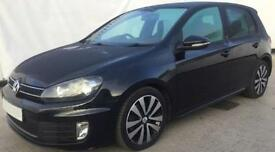 Volkswagen Golf GTD FROM £36 PER WEEK!