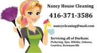 Experienced and Detailed Cleaning Lady