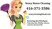 Home Cleaning Durham