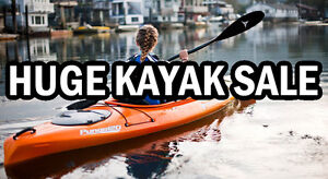THE BIGGEST KAYAK SALE IN CANADA