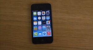 iPhone 4 - excellent condition (black, 16 gb)