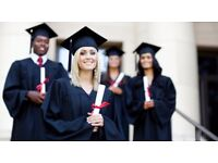 Get paid to study in the UK