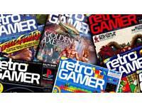 Retro Gamer Magazines Wanted