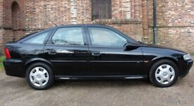 51 PLATE VAUXHALL VECTRA 1.8 - NEW 12 MONTHS MOT - EXCELLENT RELIABLE RUNNER - BARGAIN