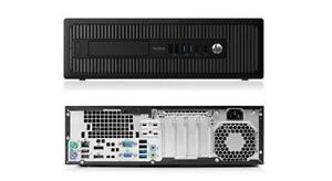 HP PRODESK 600 G1 SFF Intel Core i5 4570 @3.2Ghz - 8Go - 500Go - Windows 7 Pro