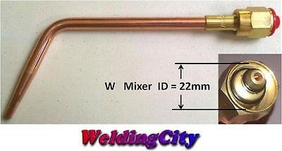 Weldingcity Acetylene Welding Nozzle Heating Tip 5-w 5 Victor 300 Torch Usa