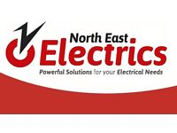 Need an Electrician in the North East ?
