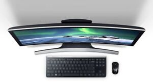 Samsung ATIV One 7 Curved 27-Inch All-In-One Desk