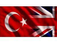 Turkish teacher