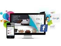Ecommerce-Web-Design - Get a Premium Online-Store and Start-Selling Online - Easy To Manage.