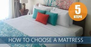 5 Steps on How to Choose a Mattress