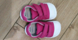 Baby girl shoes Clarks