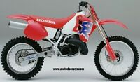 WANTED: 1992 Or Newer CR500