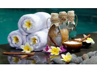 Relaxing massage/ Deep tissue/ Swedish massage!