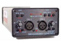 DAV BG-1 Decca Preamp