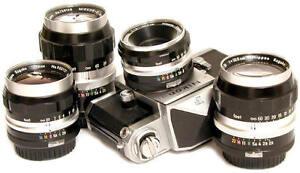 Camera lenses Wanted