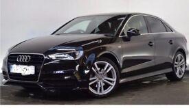 Audi A3 1.6tdi Sline saloon 4door