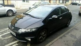 Honda Civic ivtec
