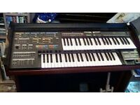 Yamaha electric Organ MR-700