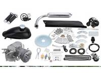 2 stroke 80cc engine kit for bycycle.