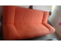 free sofa bed and armchair