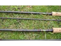 Daiwa Whisker Spin 10ft 10-60g Spinning Rods MK1 / Pike / Salmon / Carp