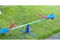 SEE SAW - very good condition, hardly used.