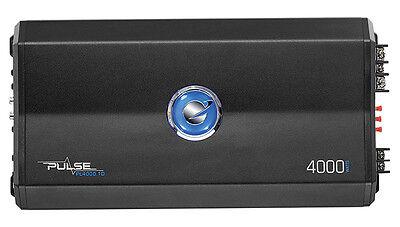 Planet Audio Pulse Pl4000 1D Car Amplifier   3000 W Rms   4000 W Pmpo   1