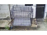 small/medium dog/animal cage