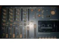 Tascsm 4 track recorder