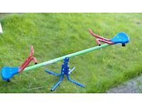 SEE SAW - very good condition/hardly used
