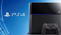 PS4 Console for sale.