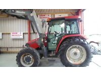 Case 4WD Tractor - UK Delivery, Finance and Exports all arranged.