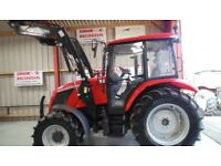 Zetor tractor - Major & Forterra available