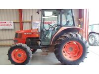 Kubota 4WD Tractor - ME8200 & ME5700 available.
