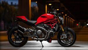 Ducati monster 2014 1200cc