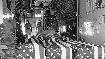 Vietnam War U.S. Military Soldiers Sacrificed All Time To Come Home 8.5x11 Photo