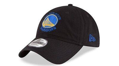 Golden State Warriors New Era 9TWENTY NBA Adjustable