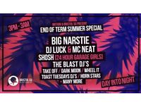 Big Narstie at Motion: End of Term Summer Special!