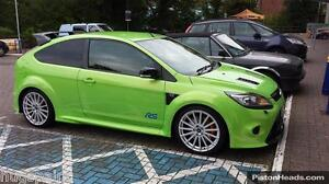 Aerosol-Kit-Ford-Focus-RS-Ultimate-Green-Basecoat-Car-Paint-3-Stage-FREE-POST