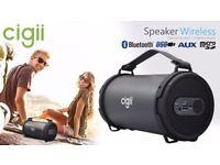 Cigii wireless speaker