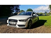Audi A4 diesel with full spec