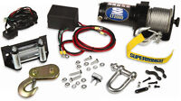 ***MOVING SALE*** LT2000 Superwinch & Accessories